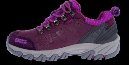 Fialové dámské kožené outdoorové boty ROCKY LADY - NBLC84  cc6ab0b3b5