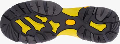 ... Šedé dámské kožené outdoorové boty DIVELIGHT - NBLC39B 31d8210d1f
