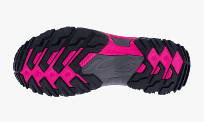 ... Růžové dámské outdoorové boty SMASH LADY - NBLC77 188d90d547