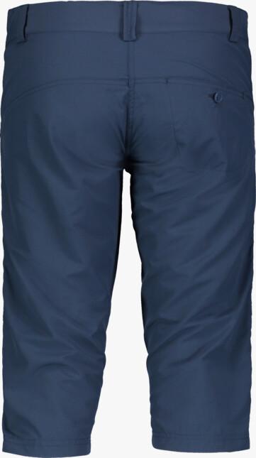 Modré dámske ľahké kraťasy MAQUINNA - NBSPL4309