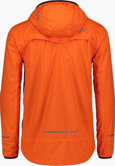 Oranžová pánska ľahká športová bunda  FLOSS - NBSJM6603