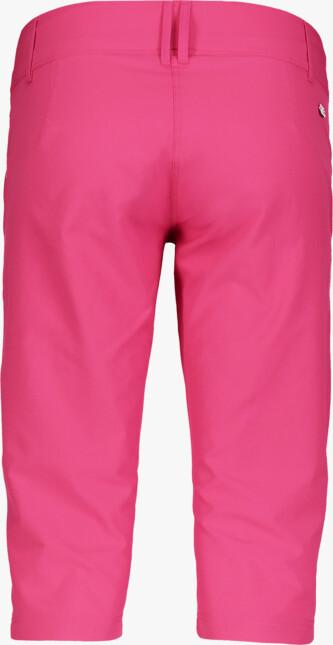 Růžové dámské lehké kraťasy SLENDER