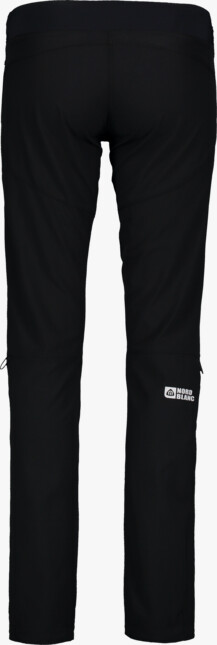 Fekete női ultrakonnyű outdoor nadrág LENIENT - NBSPL6642