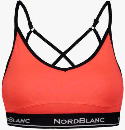 Narancssárga női fitness melltartó RAKISH - NBSLF6669