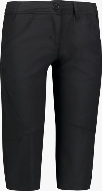Damen Ultraleichte- Outdoor- Shorts schwarz DANDY