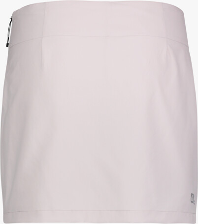Ružová dámska outdoorová šortko-sukňa TEMPT