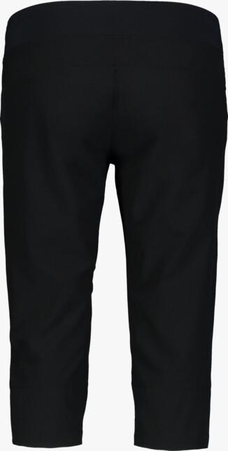 Čierne dámske ultraľahké outdoorové kraťasy ABET