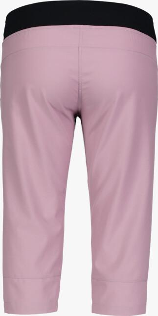 Women's pink ultra light outdoor shorts ABET