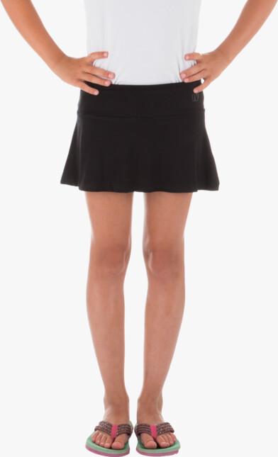 Čierna detská sukňa FLIMSY
