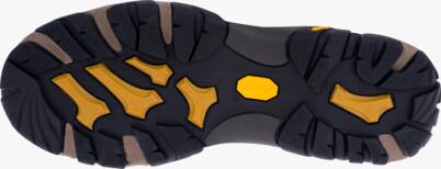 Bézs férfi outdoor bőr cipő FIRSTFIRE - NBLC40B