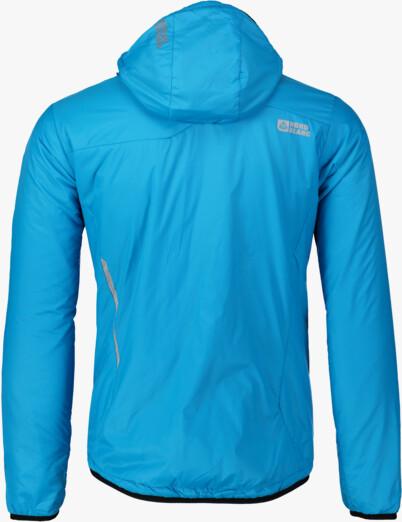 Modrá pánska športová bunda ISOMER - NBWJM5313