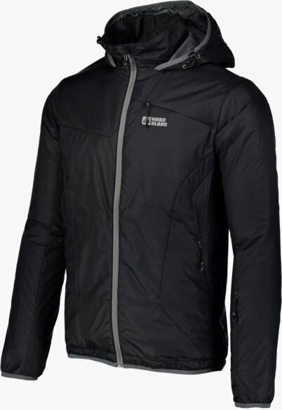 Čierna pánska športová bunda ISOMER - NBWJM5313