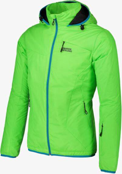 Zelená pánska športová bunda ISOMER - NBWJM5313