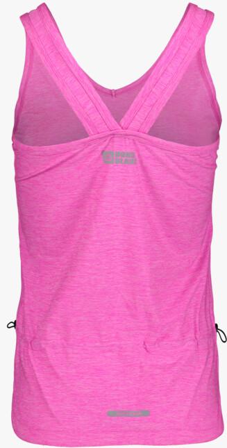 Rózsaszín női funkciós fitness trikó WAY - NBSLF5587