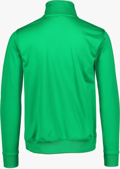 Zöld férfi powerfleece melegítőfelső SULTRY