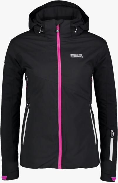 Černá dámská lyžařská bunda ESSENCE
