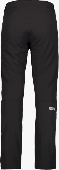 Čierne pánske outdoorové nohavice FOSTER