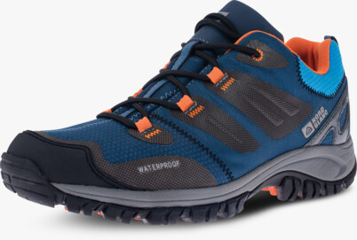 Kék férfi outdoor cipő SMASH - NBLC78