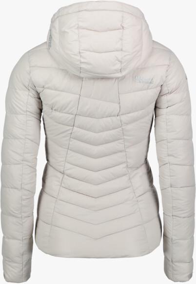 Šedá dámská zimní bunda LAVISH