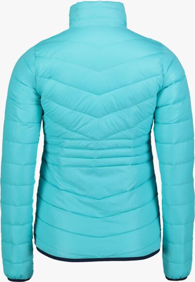 Modrá dámská prošívaná bunda SAVOR