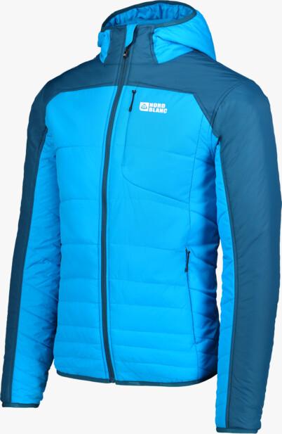 Modrá pánska športová bunda RAMBO - NBWJM6443