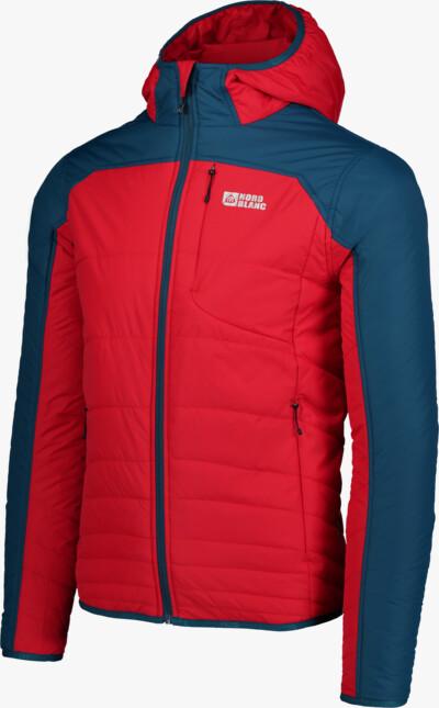 Červená pánska športová bunda RAMBO - NBWJM6443