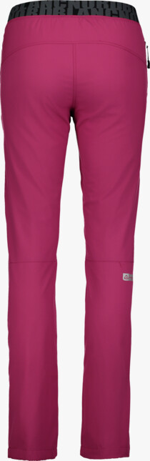 Damen Fleece Gefüttert Outdoorhose pink MODEST