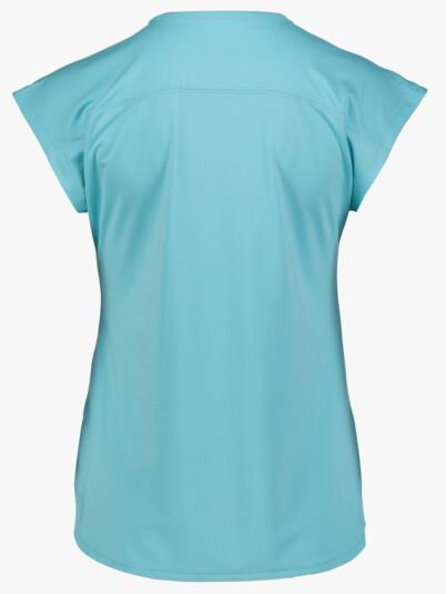 Tricou funcțional albastru pentru femei MUSE - NBFLF6518