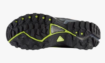 Zelené sportovní boty ROAD