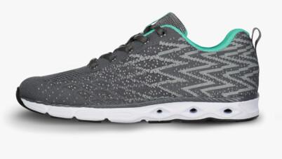 Šedé sportovní boty PUNCHY - NBLC6859