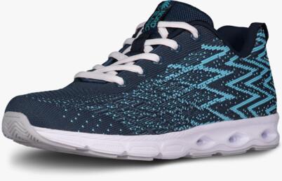 Modré športové topánky PUNCHY - NBLC6859
