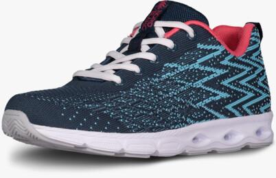 Modré sportovní boty PUNCHY - NBLC6859