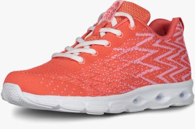 Růžové sportovní boty PUNCHY
