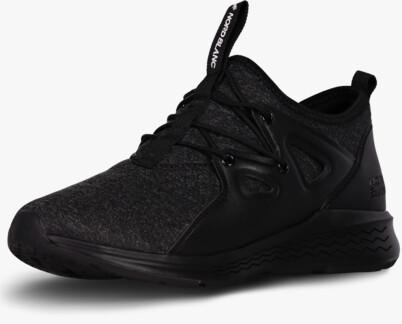Black sports shoes LACES - NBLC6861