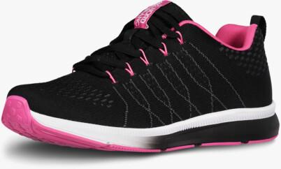 Ružové športové topánky VELVETY