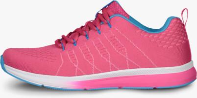 Růžové sportovní boty VELVETY - NBLC6863