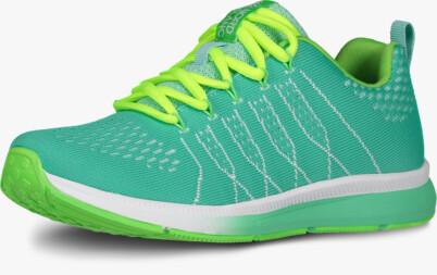 Zelené sportovní boty VELVETY - NBLC6863