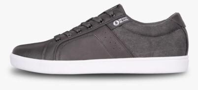 Šedé pánske topánky HUNT - NBLC6877