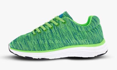 Zelené dámské sportovní boty GOER LADY - NBLC71