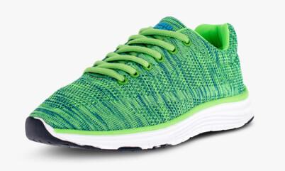 Zöld női sportcipő GOER LADY - NBLC71