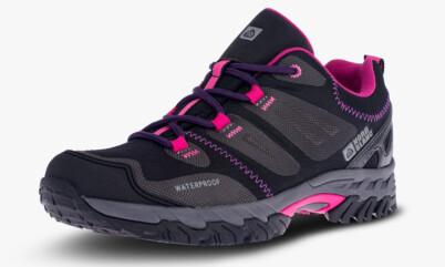 Rózsaszín női outdoor cipő SMASH LADY
