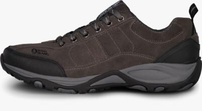Szürke férfi outdoor bőr cipő MAIN - NBLC82