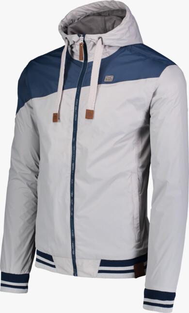 Jachetă bej de primăvară pentru bărbați TRYST