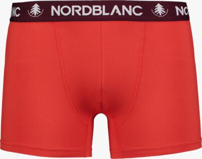Červené pánské boxerky DEPTH - NBSPM6865