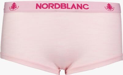 Rózsaszín női termikus merino rövidnadrág CUDDLE