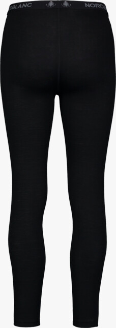 Fekete női termikus merino alsónadrág RAPPORT