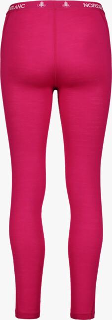Rózsaszín női termikus merino alsónadrág RAPPORT