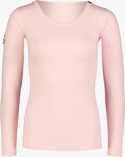 Rózsaszín női pamut póló PUNY