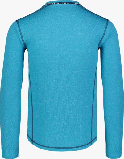 Modré pánské celoroční termo triko NIGH - NBBMM7082