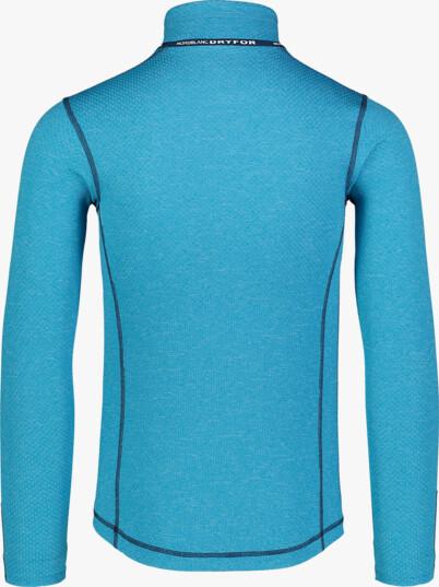 Modré pánské celoroční termo triko TRIFTY